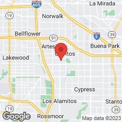 Cerritos Nursery on the map