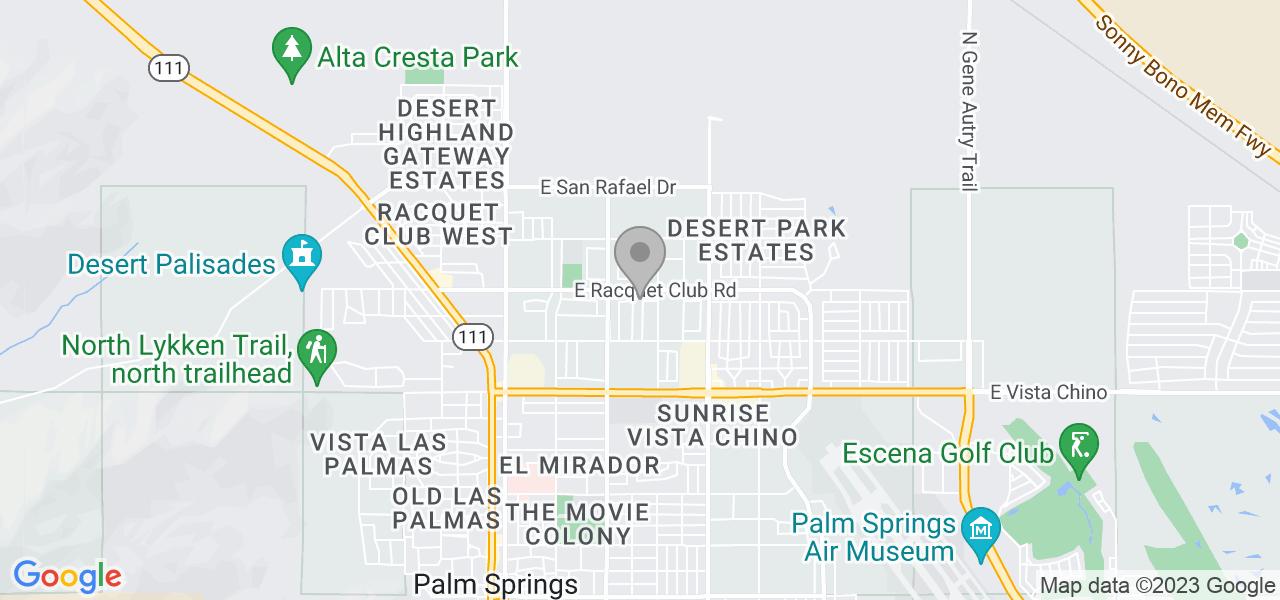 1232 E Delgado Rd, Palm Springs, CA 92262, USA