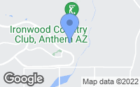 Map of New River, AZ
