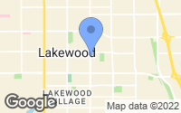 Map of Lakewood, CA
