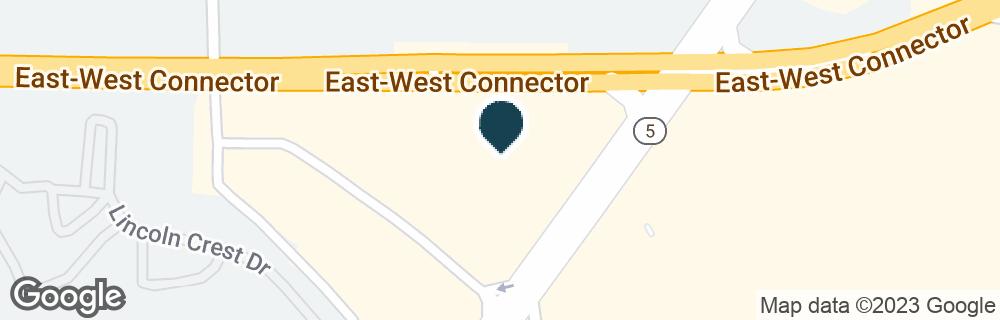 Google Map of4120 AUSTELL RD