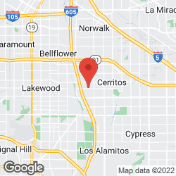 Cerritos Home Care on the map