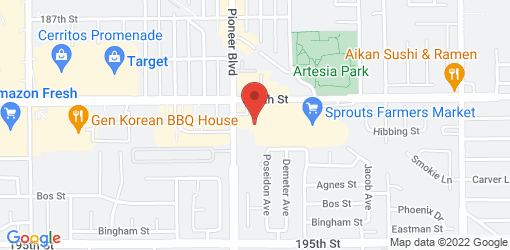 Directions to Vinh Loi Tofu - Vegan Food - Cerritos