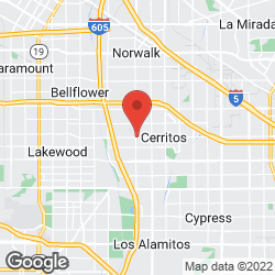 Cerritos Hills Florist on the map