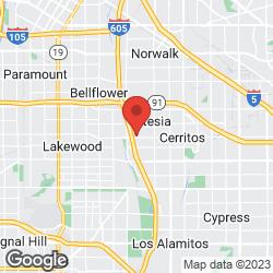Los Cerritos Center on the map
