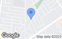 Map of Corona, CA
