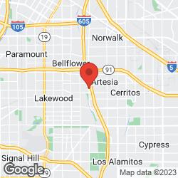 Cerritos Auto Square Dealers on the map