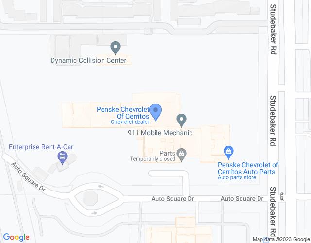 Dealer Location on Google Map