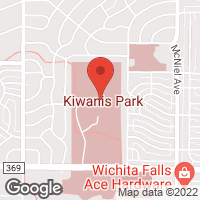 [KIWANIS PARK #1 Map]