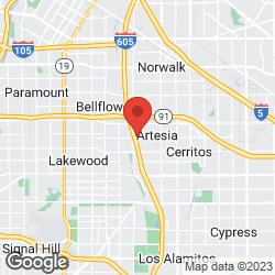 Cerritos Dental Center on the map