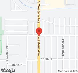 18501 S Western Avenue