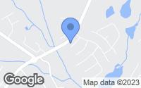 Map of Grayson, GA