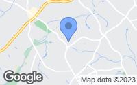 Map of Lilburn, GA