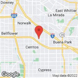Cerritos Medical Pharmacy on the map