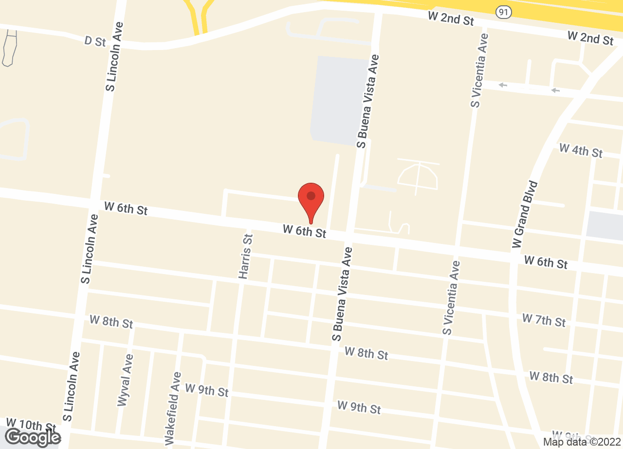 Google Map of VCA Aacacia Animal Hospital