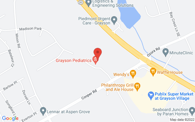 static image of 299 Cooper Road, Suite A, Loganville, Georgia