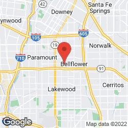 Bellflower Pet Spa on the map