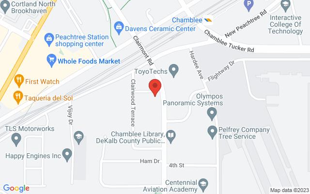 static image of 4158 Clairmont Road, Chamblee, Georgia