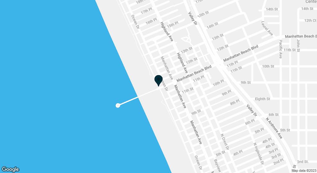 1149 The Strand Manhattan Beach CA 90266