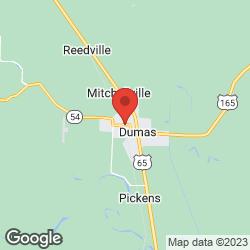 Dumas Isd Adult Education on the map