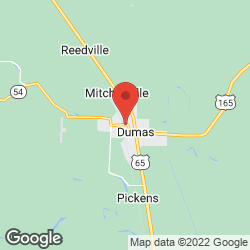 Dumas Police Department on the map
