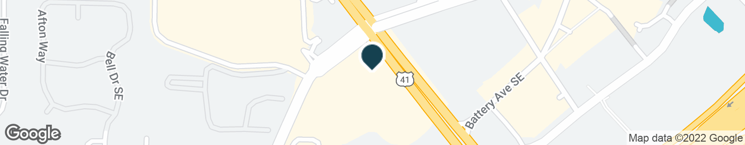 Google Map of2670 COBB PKWY SE