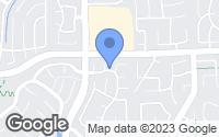 Map of Yorba Linda, CA