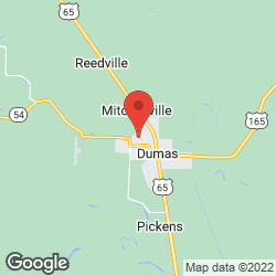 Southeast Arkansas Community on the map