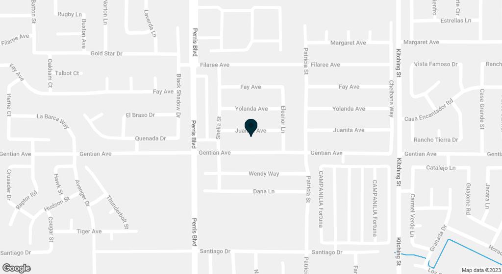 25141 Juanita Moreno Valley CA 92551