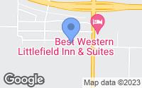 Map of Littlefield, TX
