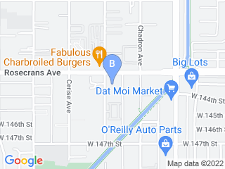 Map of Heart and Soul K9 Dog Boarding options in Hawthorne | Boarding