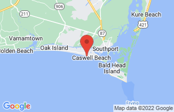 Map of Caswell Beach