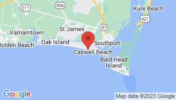 Map of Oak Island