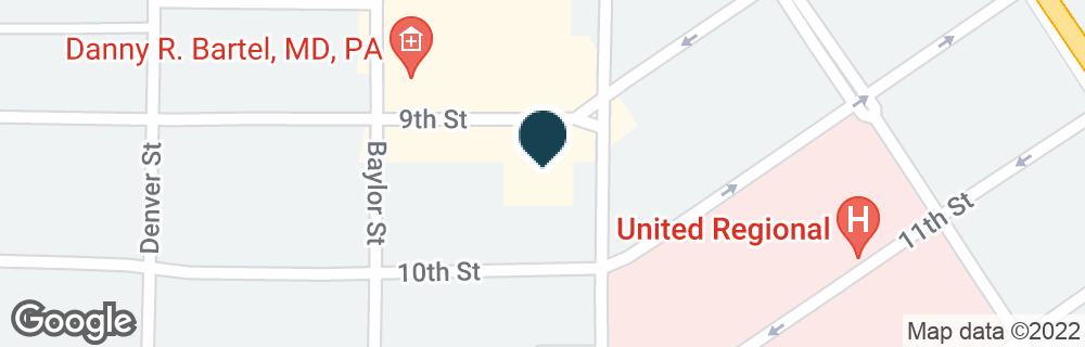 Google Map of1701 9TH ST