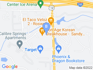 Map of Critter Sitters Atlanta Dog Boarding options in Atlanta | Boarding