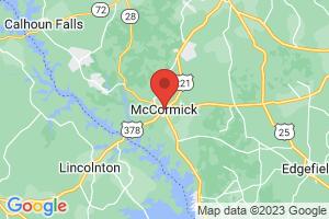 Map of Mccormick