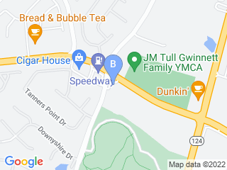 Map of Sugarloaf Animal Hospital Dog Boarding options in Lawrenceville | Boarding
