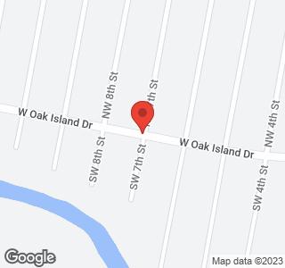 701 W Oak Island Drive