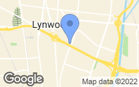 Map of Lynwood, CA