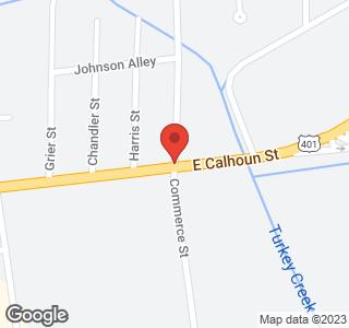 0 East Calhoun Street
