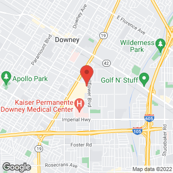 Map of Bed Bath & Beyond at 12060 Lakewood Boulevard, Downey, CA 90242