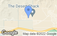 Map of Whitewater, CA