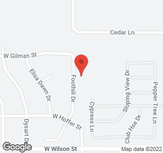 1180 Foothill Dr
