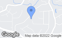 Map of Sandy Springs, GA