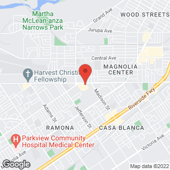 Map of Sprint at 5146 Arlington Ave, Riverside, CA 92504