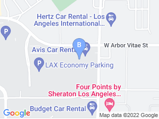 Map of Dogs On The Run Dog Boarding options in Los Angeles | Boarding