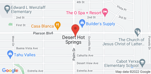 Directions to Thai Palms Restaurant