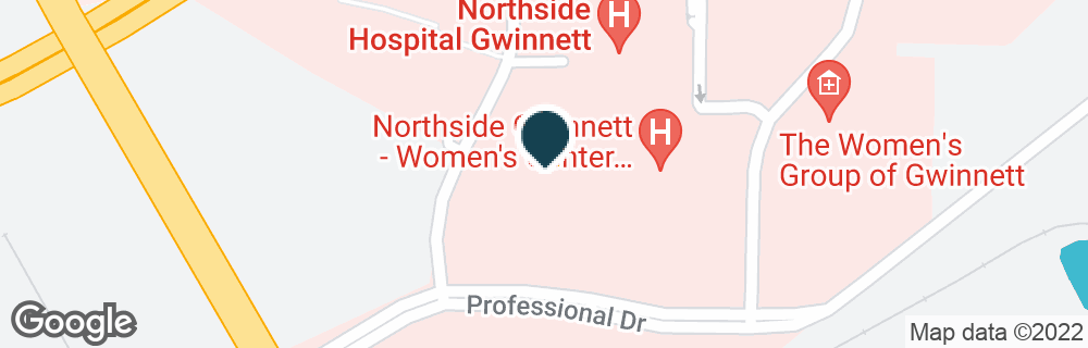 Google Map of631 PROFESSIONAL DR