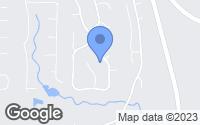 Map of Powder Springs, GA