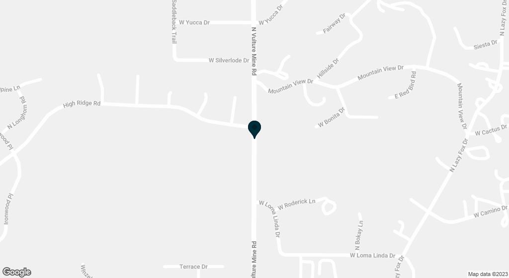 315 N Vulture Mine Road Wickenburg AZ 85390